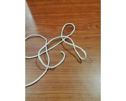 Cordão Branco 3mm