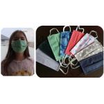 Conjunto de 8 Máscaras  em Tecido Lavável