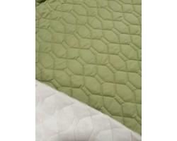 Impermeável Verde Polyester Acolchoado