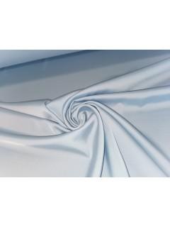 Novidade! Fantástico Crepe Fluído Ligeiro Acetinado - Azul Celeste