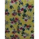 Crepe Florido Polyester