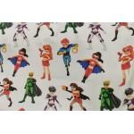 Nova Coleção! Popeline Super Herois