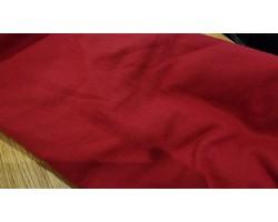 Flanela Vermelha 100% algodão