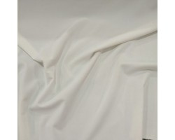 Lycra de Fato de Banho Branca