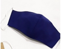 Máscara Reutilizável Cor Azulão