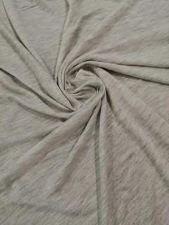 Malha Jersey 100% Algodão Cinza Mescla