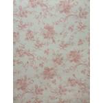 Piquet Floral Rosa